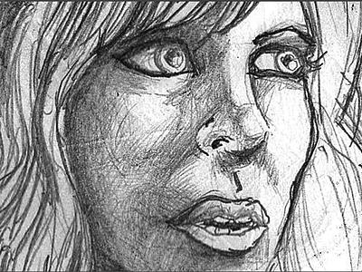 Lorraine Broughton Sketch draw woman illustration fanart sketch book woman skecth pencil sketches pencil drawing pencil sketch pencil handdrawing sketchart traditional art illustration drawing