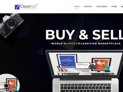 Template for classified website website classified for template