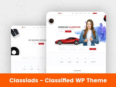 best Classified Ads WordPress Theme by Design Invento - Dribbble