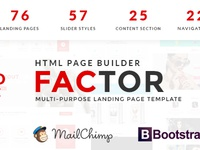 Best Multipurpose Landing Page