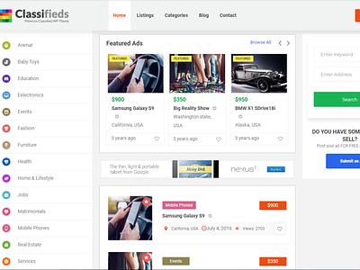 Best Classifieds - Classified Ads Wordpress Theme ads online bestclassifieds