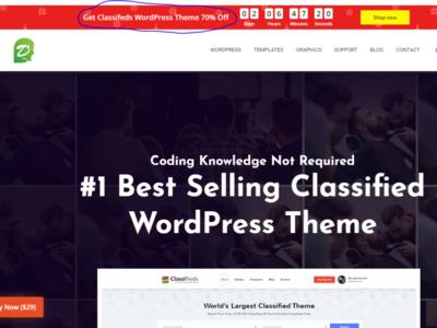 Best Classified Ads Wordpress!