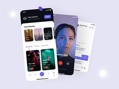 Dlex Startup Mobile App android ui design ux ui design mobile app mobile app design minimal light dark mobile ui mobile app ui uiux ux interface ios app design ios app