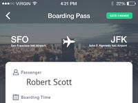 New boardingpass