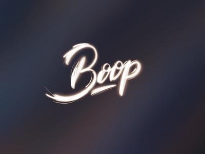 Boop.