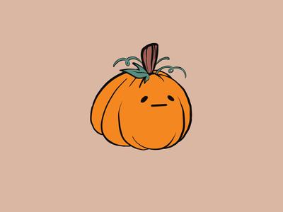 Adorangeble Pumpkin