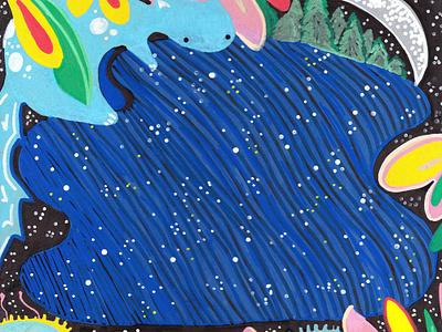 Starlight River design illustration