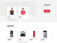 Trendz - E-commerce Website