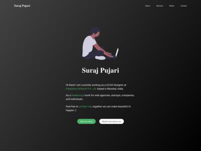 Portfolio Website 2020