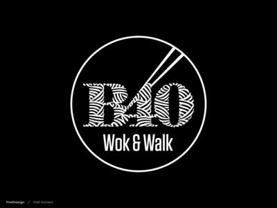 B40 wok and walk
