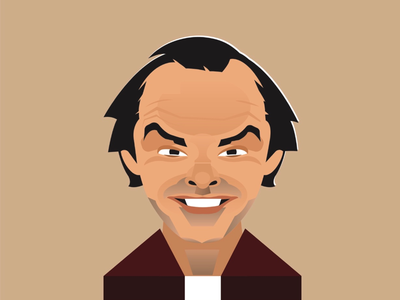 Work in progress. A Shining Tribute. adobe vector drawing illustration caricature art