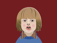 Work in progress. A Shining Tribute. Danny Torrance.