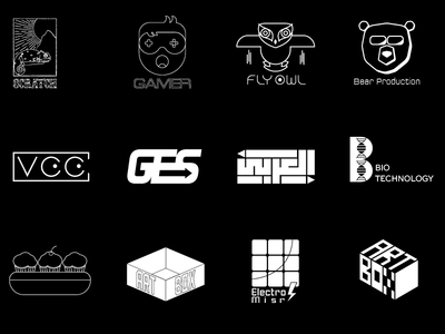 LogoFolio icons branding logofolio logo