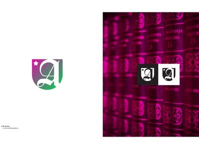 Academy logo letter mark marks identity visual identity logo collection icons branding logofolio logo