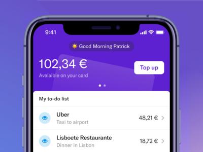 Spendesk: New mobile app