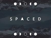 #SPACEDchallenge Logo Concept