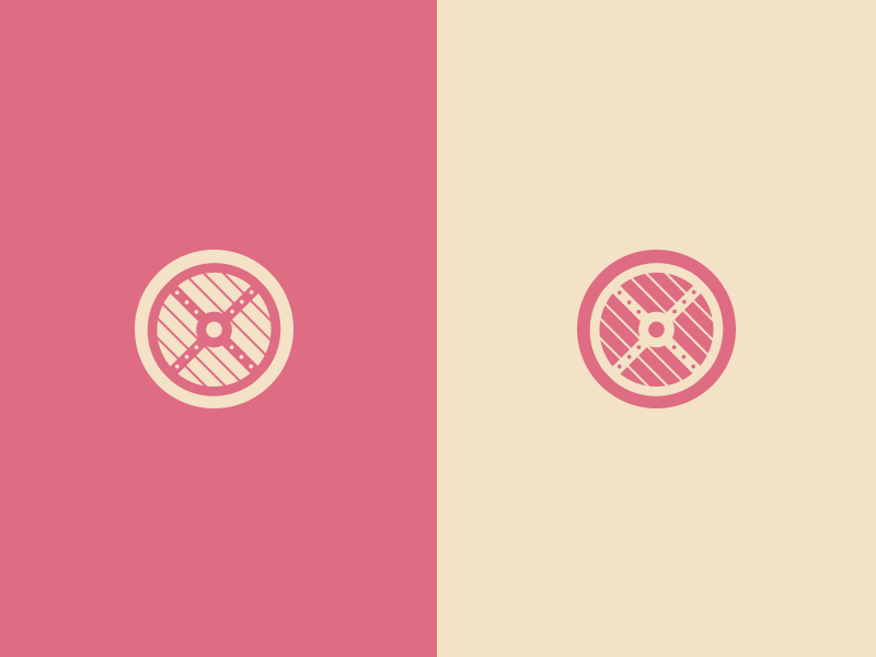 Shield Emoji design vikings branding logo symbol icon defence jrdickie shield emoji typehue