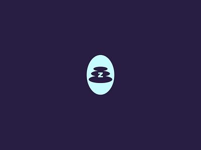 Zendrr branding brand symbol logo icon jrdickie typehue health fitness wellbeing zen zendrr