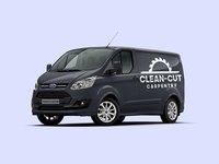 Clean-Cut Van