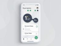 Learning progress for educational app