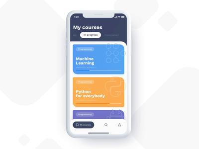 Online courses platform 🤓