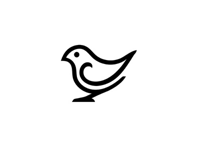 bird2 mark logo bird