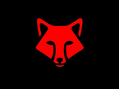 fox branding illustration logos mark fox minimal logo
