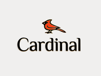 Cardinal Bird Logo
