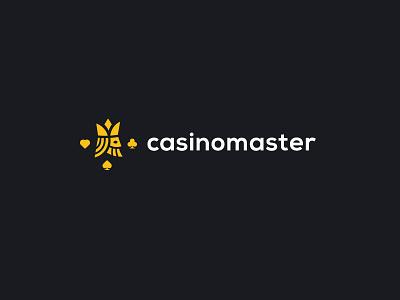 Casinomaster logo casino king card master poker logo