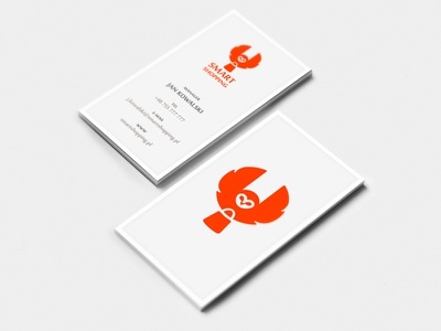 logo and bussines card bussines card