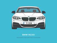 BMW M235i (F22)