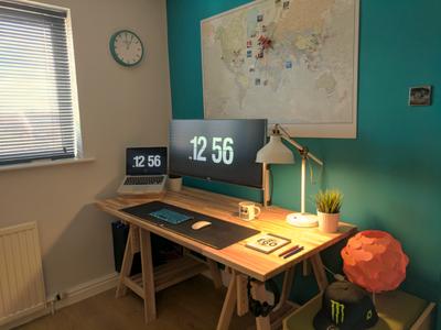 Home Workspace Setup