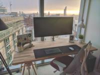 Latest desk setup