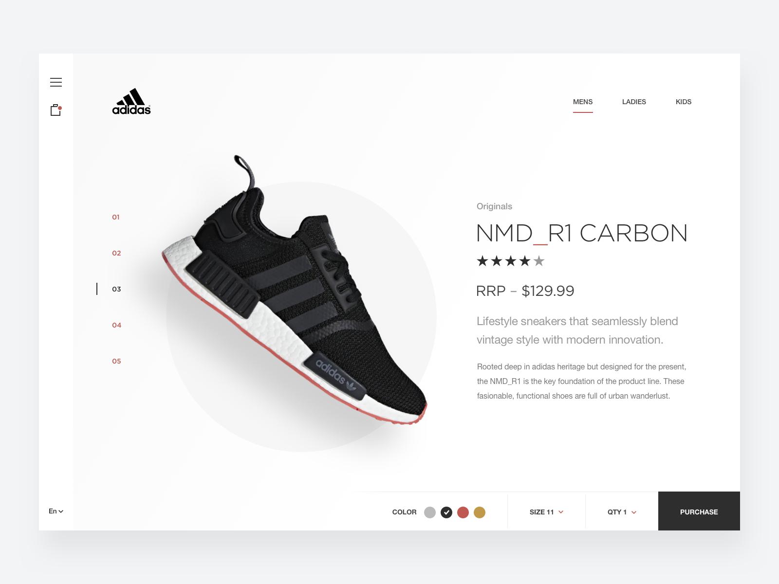 Adidas concept 2 4x