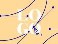 Behance logo project