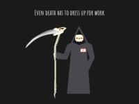Death to Work