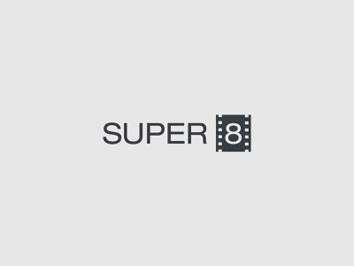 Super 8 film production logodesigner startup corporate corporateidentity identity branding graphicdesign design logo