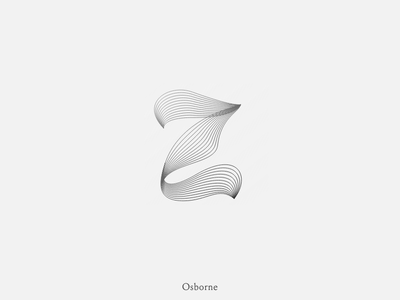 Letter Z logo mark typographic type brand strategy black and white brand identity minimal logo icon brand branding z logo