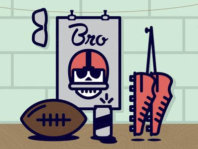 Countdown to Bro Bowl V