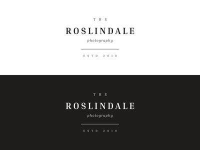 The Roslindale Photography