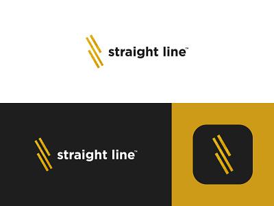 Personal Logo identity company icon flat typography logo branding design minimal creative