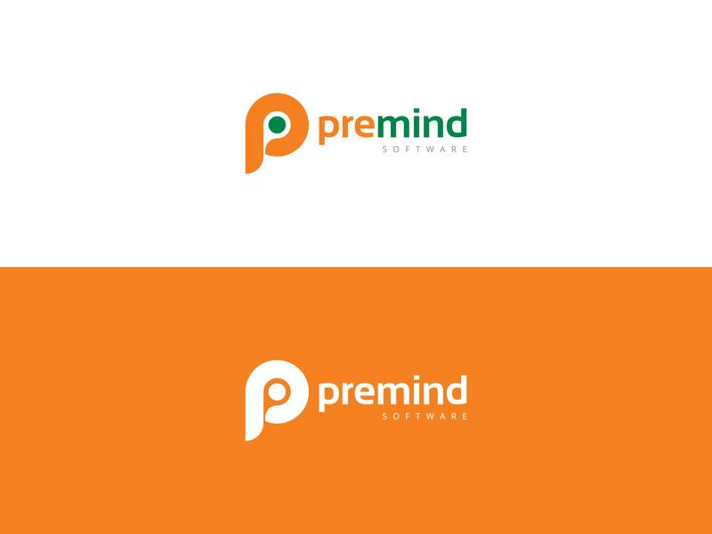 Premind Software illustrator website identity business design app web icon company ux ui branding logo adobe vector minimal creative