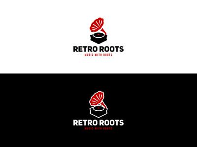 Retro Roots Logo