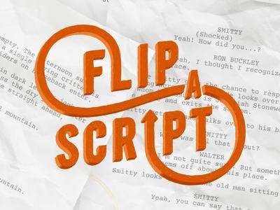 Flip-A-Script Podcast Cover Art