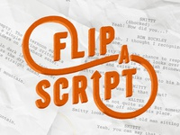Flip-A-Script Podcast Cover Art