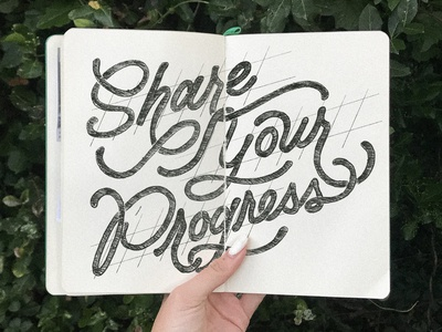 Share Your Progress