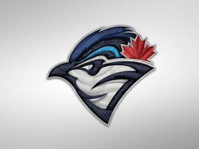 BlueJays bluejay toronto baseball logos sports illustration