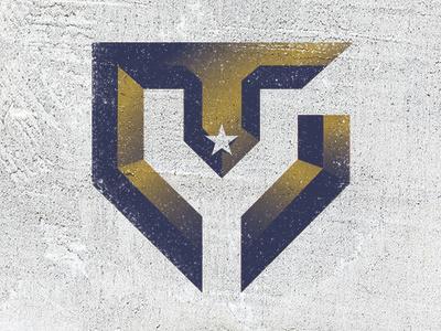Yasmani Grandal concept sports logos athlete logo athlete branding athlete baseball concept branding design sports logo sports illustration logo