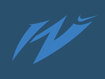 Concept for Zion Williamson nike vector athlete logo athlete branding athlete design branding team basketball sports logos sports logo concept illustration sports logo nba ncaa zion williamson zion