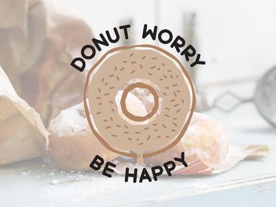 Donut House Branding